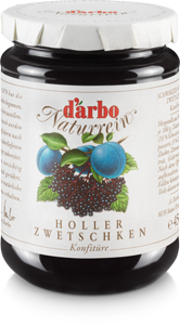 Darbo - Elderberry and plum