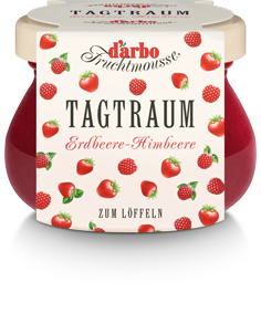 Darbo - Strawberry and raspberry